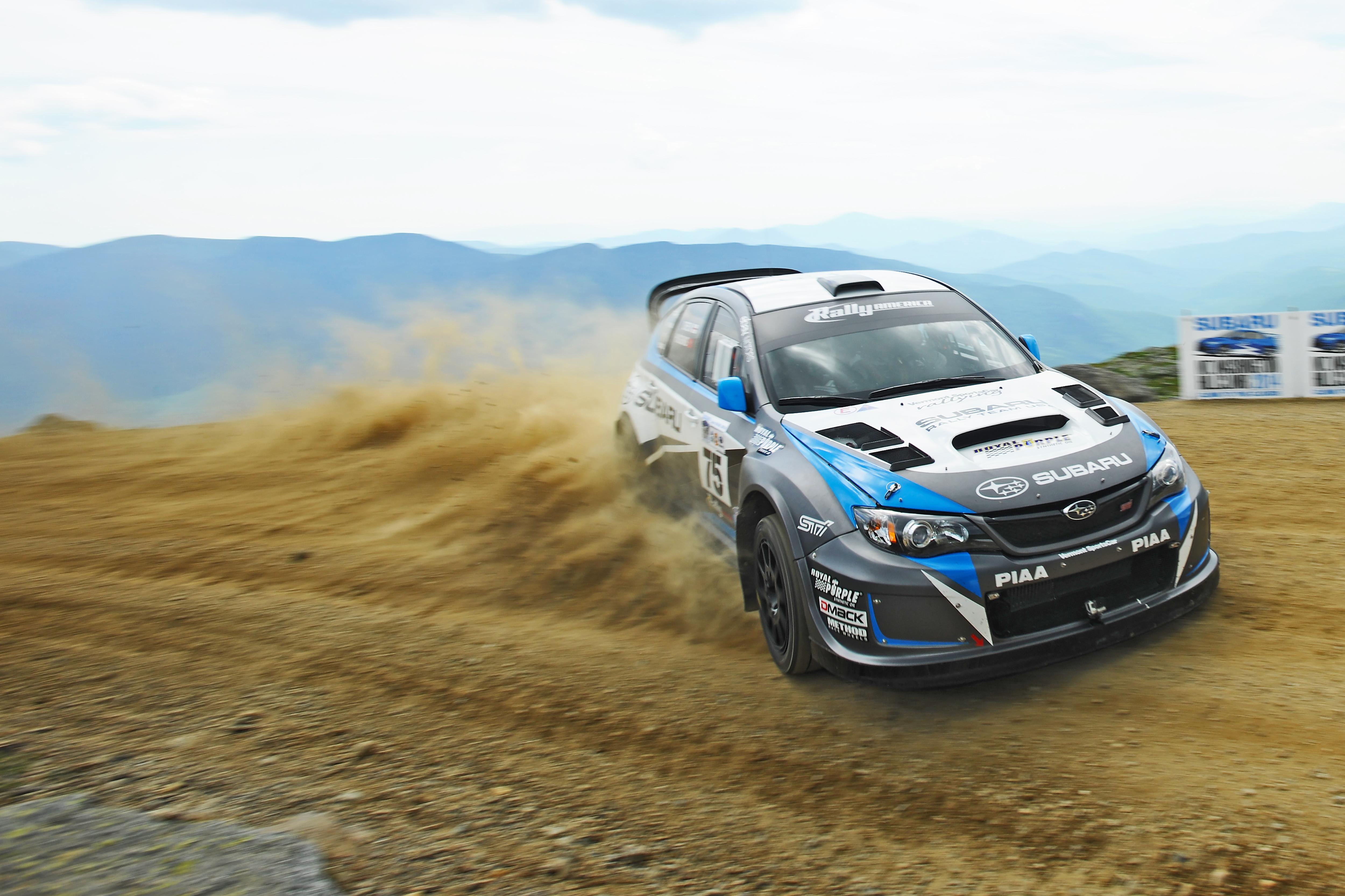 Subaru Motorsports App with 360 Tech - Build Race Party