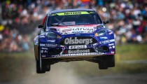 OLSBERGS MSE FORD CONTINUES PODIUM STREAK IN SWEDEN