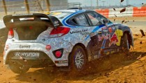 CHARACTER-BUILDING WEEKEND FOR HYUNDAI/RHYS MILLEN RACING AT RED BULL GLOBAL RALLYCROSS CHARLOTTE