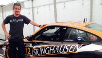 Dan Clarke to Race at the Brickyard Sportscar Challenge