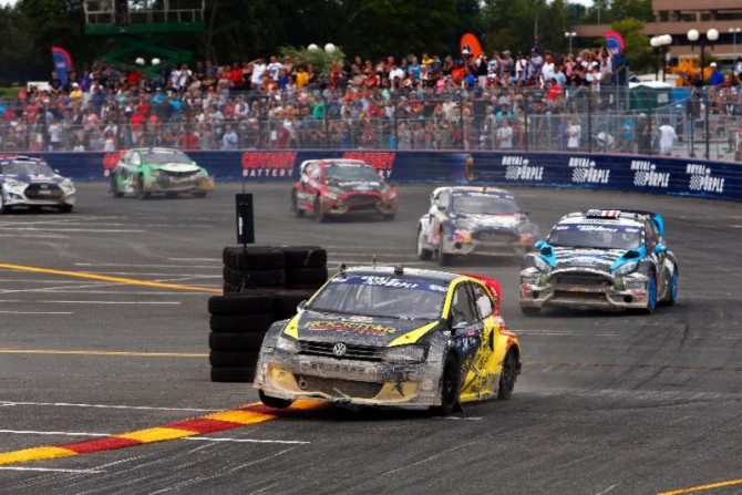 Tanner Foust Wins GRC New York