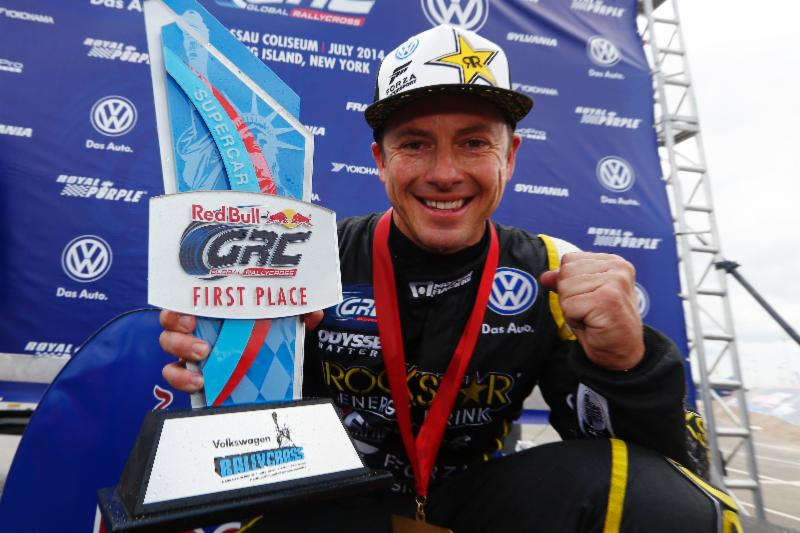 foust trophy GRC win