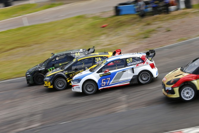 WORLD RX CROSSES THE ATLANTIC FOR LANDMARK EVENT