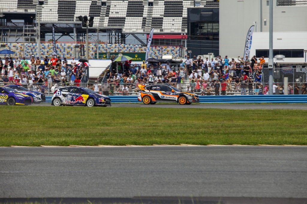 Bucky Lasek's consistency kept him out of trouble and on to another GRC podium in Daytona, FL.