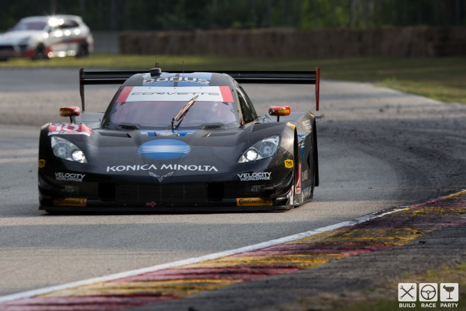 Jordan Taylor provides Build Race Party insight from Road America