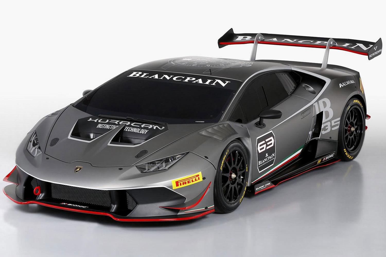 Lamborghini Huracan Lp620 2 Super Trofeo Build Race Party
