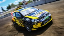 ROCKSTAR ENERGY DRINK DRIVER TANNER FOUST EYES SCHEDULING CHANGE
