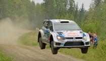 RALLY LEGEND MARCUS GRÖNHOLM TESTS THE VOLKSWAGEN POLO R WRC