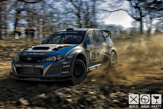 DAVID HIGGINS TO DRIVE DIRTFISH-SPONSORED SUBARU IN RED BULL GLOBAL RALLYCROSS SEATTLE
