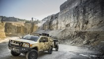 "NISSAN ""PROJECT TITAN"" TRUCK READY FOR ALASKAN ADVENTURE"