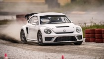 VOLKSWAGEN BEETLE TO MAKE DEBUT AT LOS ANGELES ROUNDS OF GLOBAL RALLYCROSS SERIES