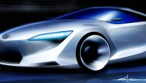 CALTY: HOME OF THE TOYOTA FT-1