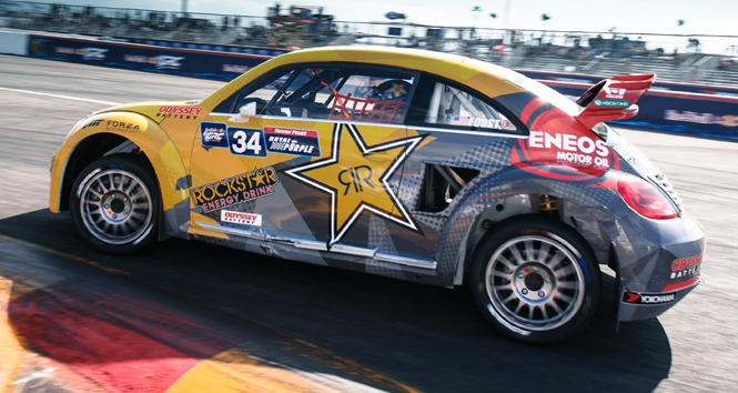 FOUST, VOLKSWAGEN DEVELOPING BEETLE FOR 2015 CHAMPIONSHIP CHALLENGE