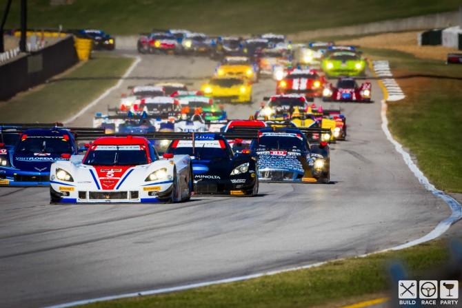 2014 Petit Le Mans at Road Atlanta