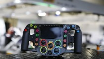 LMP1 Technology – Porsche 919 Hybrid Steering Wheel