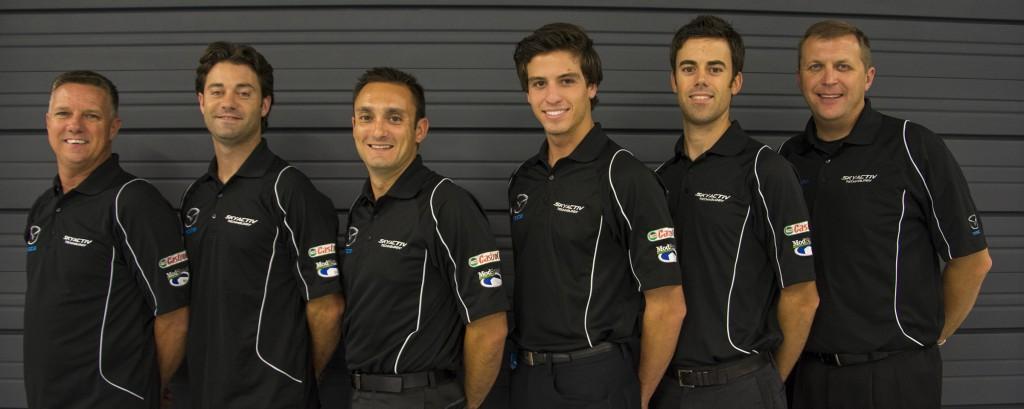 Mazda 2015 SKYACTIV Racers