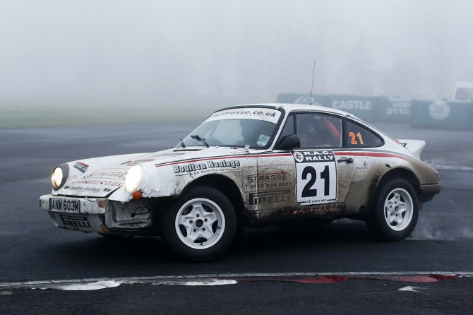 FORMER WRC AND DAKAR STAR ON THE FAST TRACK TO CROFT FOR RAC RALLY