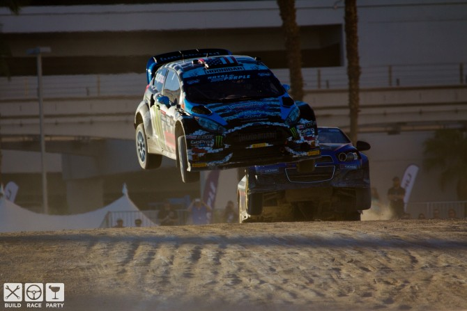 Red Bull Global Rallycross 2015
