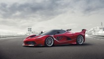 WORLD PREMIERE OF THE FERRARI FXX K