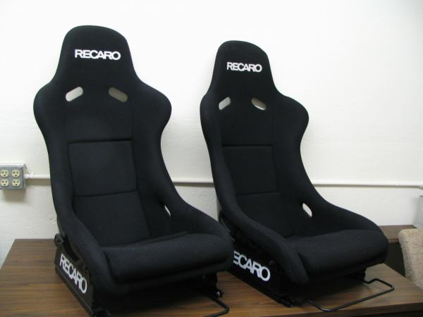 Recaro PP No Longer Legal for Racing