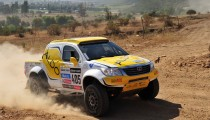 The Cortez Challenge is a Seven Day, North American Rally Raid