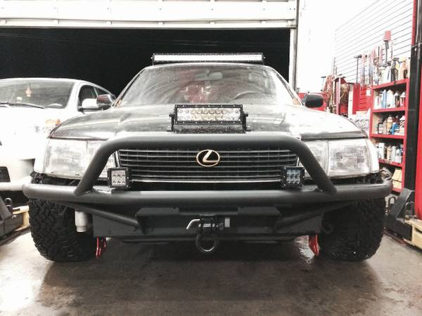 For Sale Lexus Off Road Sedan Build Race Party
