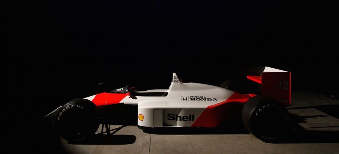 McLaren Honda to Return to Historic Colors?