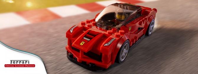 LEGO Speed Champions!