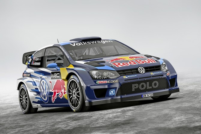 PRESENTING THE SECOND GENERATION POLO R WRC
