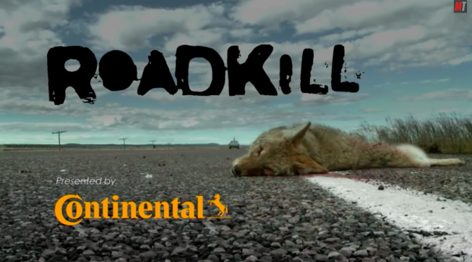 Road Kill – Episode 35 Corvette Kart