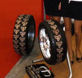 Next Gen Tire Chains?