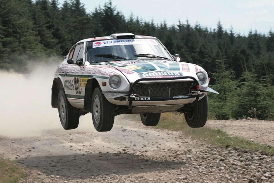 For Sale: Datsun 260z Rally Car – Build Race Party