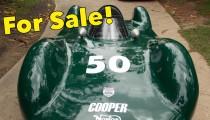 For Sale: 1950 Cooper Streamliner