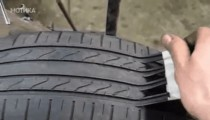 Used Tire Scam