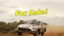 For Sale: Datsun 260z Rally Car