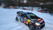 DRAMATIC FINALE AT WRC SWEDEN