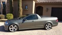 "Pontiac G8 ""Holden Ute"" conversion on ebay!"