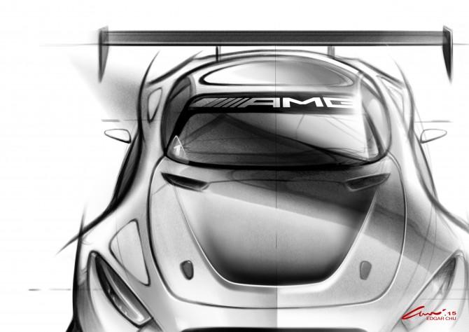 NEW FIA GT3 MERCEDES-AMG