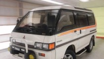 For Sale: Delica L300, 4WD Turbo Diesel