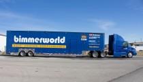 "For Sale: Bimmerworld Racecar Hauler ""Old Blue"""
