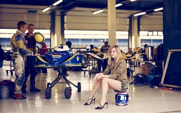 Susie Wolf F1