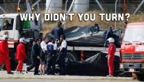 Susie Wolff Blames Nasr for Barcelona Crash