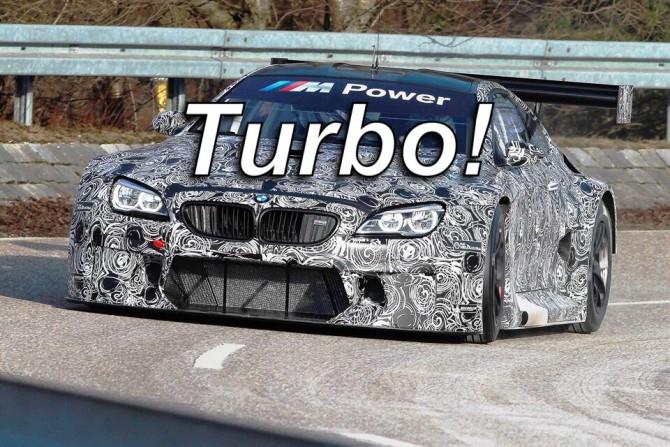 Turbo V8 M6 Racecar