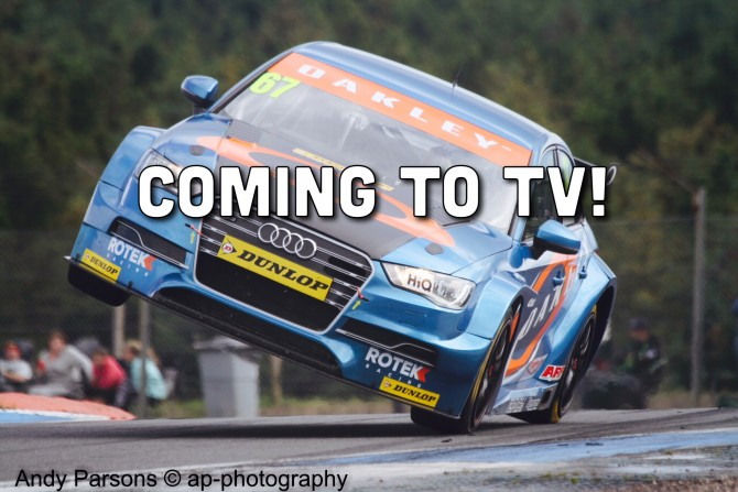 BTCC on US TV