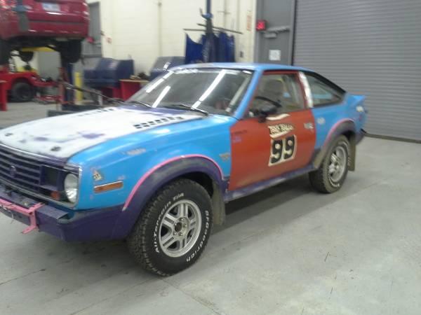 AMC 1982 rally car for sale