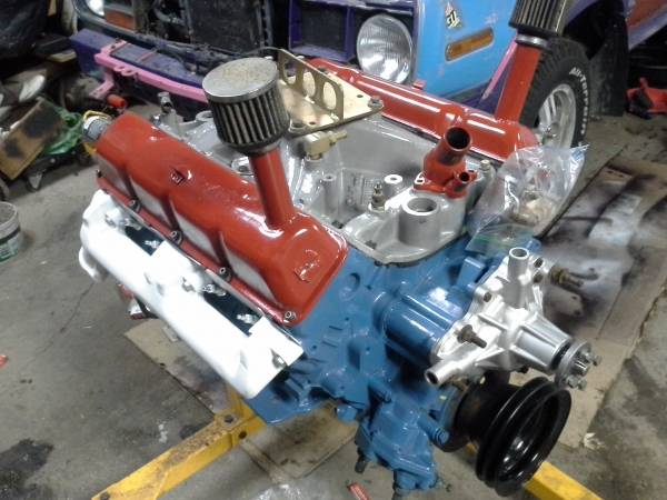 AMC 1982 rally car for sale engine