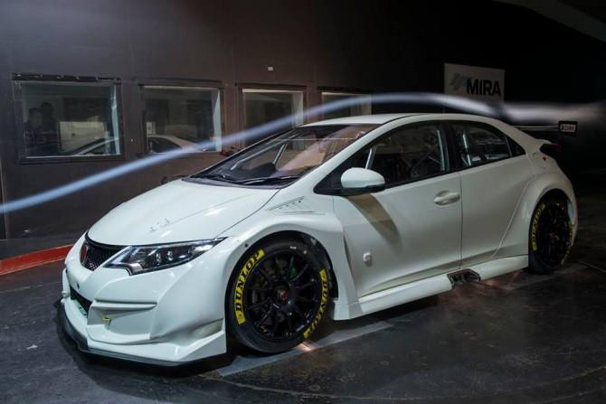 Honda set to race the 2015 Civic Type R in 2014 BTCC