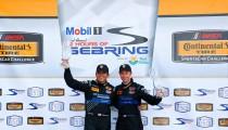 Seth Thomas Wins Sebring 2015