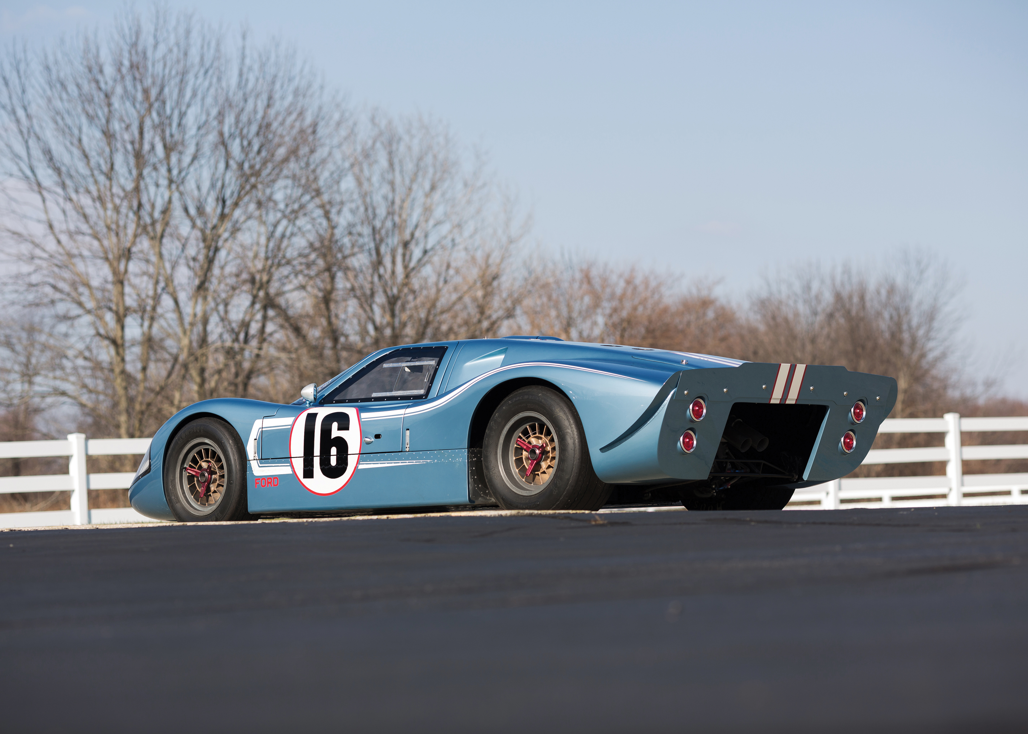Perhaps The Most Significant Post War American Race Car Ever Produced Was Fords Mk Iv Gt And It Is Nothing Short Of A Racing Legend