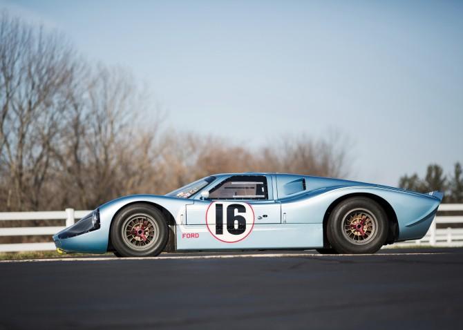1967 Ford GT40 Mk IV
